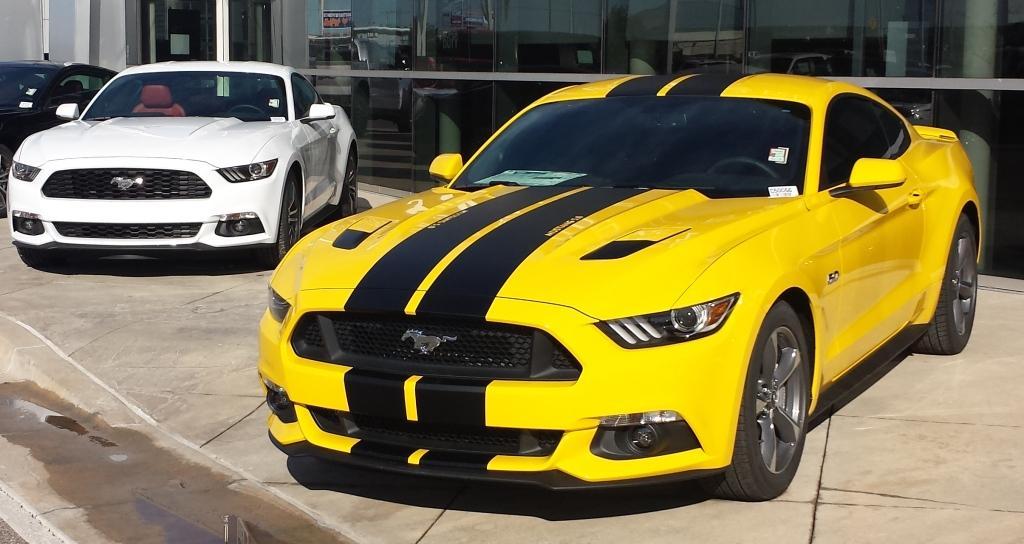 Diesel Mustang 2014.html | Autos Weblog