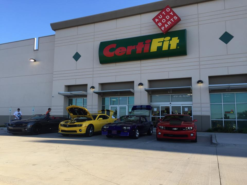Hot Summer Days Car Show Sponsored By Certifit