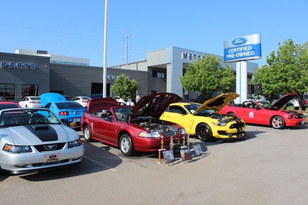 Metro Ford Of OKC Car Show - Car show okc today